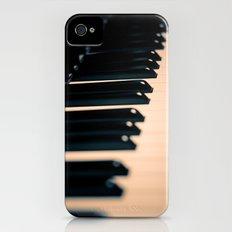 piano iPhone (4, 4s) Slim Case
