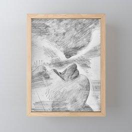 Desire Framed Mini Art Print