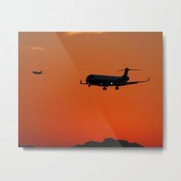 Airliner25 Metal Print