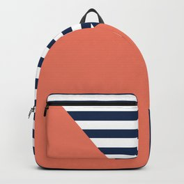 Three colors Backpack