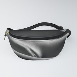 0851-HB Two Women Lay Nude Illuminated in Soft Light Fanny Pack