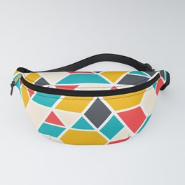 Abstract Geo - Brights Fanny Pack