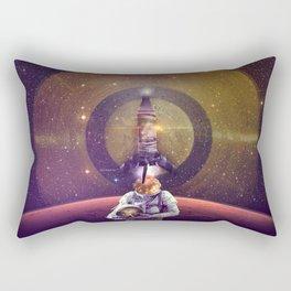 Rocketman Rectangular Pillow