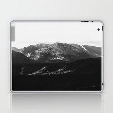 the rockies | grayscale Laptop & iPad Skin