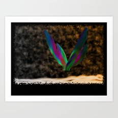 So Fly Art Print
