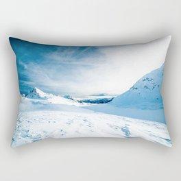 Mountain ice 2 Rectangular Pillow