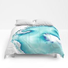 Agate - marine Comforters