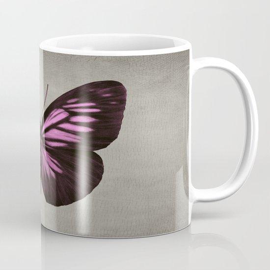 Papillon (Pink) Mug