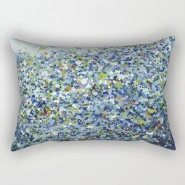 Leo Carrillo Dotted Beach Pattern Rectangular Pillow
