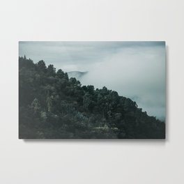 douro mountains and valley Metal Print