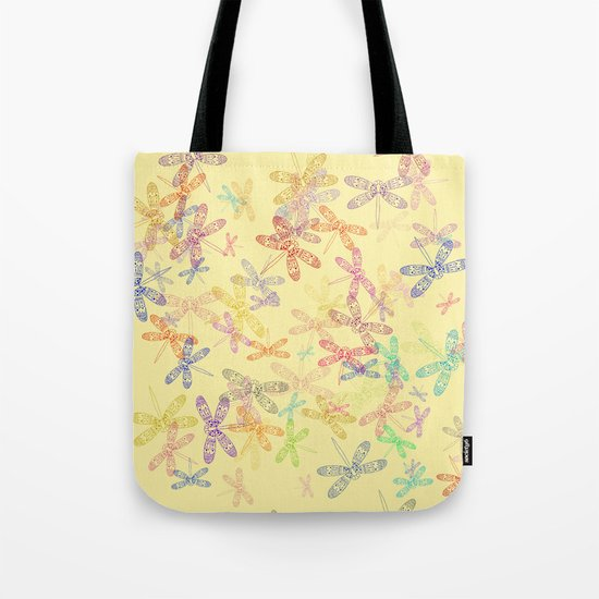Dragonfly Dragonfly oh, Dragonflies Everywhere! Tote Bag