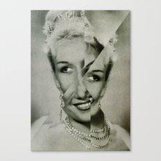 DreiecksBeziehung 2 Canvas Print