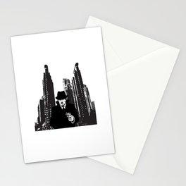 Spy Secret Agent Stationery Cards