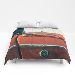Red Convertible Comforters
