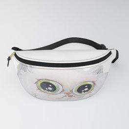 PERSIAN CAT DERP Fanny Pack