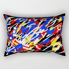 Abs 990 Rectangular Pillow