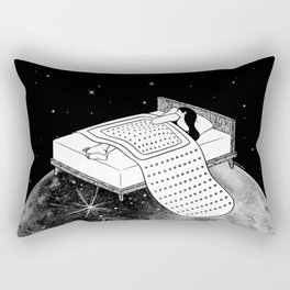 Healing Night Rectangular Pillow
