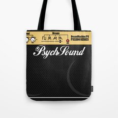 PsychSound Tote Bag
