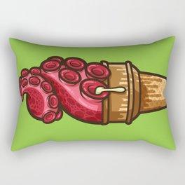 Swirly Tentacle Treat (classic) Rectangular Pillow