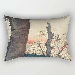Huji 36 Landscapes Rectangular Pillow