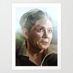 SW#69 Art Print