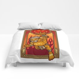 Sage of Fire Comforters