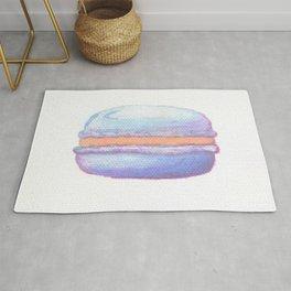 Macaron Watercolor Rug