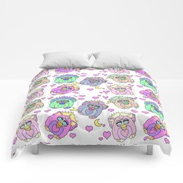 Talk Furby To Me Comforters