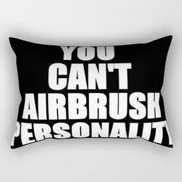 Airbrush Rectangular Pillow