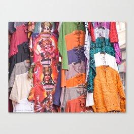 India New Delhi Paharganj 5578 Canvas Print