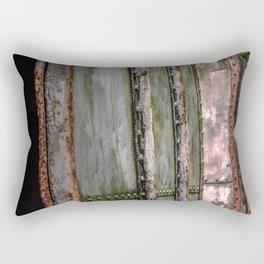 Hellfire Pass Rectangular Pillow