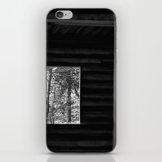 Crooked Doorways and Empty Rooms iPhone & iPod Skin