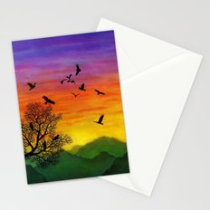 Eagles Stationery Cards