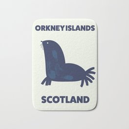 Orkney Islands, Scotland Bath Mat