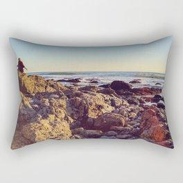Sea and Shoals Rectangular Pillow