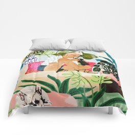 Miss Blogger Comforters