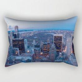 New York City 2 Rectangular Pillow