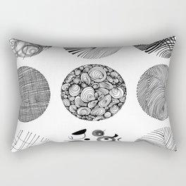 Inked IN Rectangular Pillow
