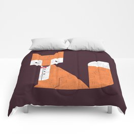 Le Sly Fox Comforters