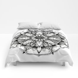 Flower Mandala Comforters
