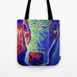 See With Our Own Clarity Tote Bag