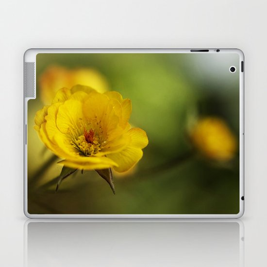 yellow. Laptop & iPad Skin
