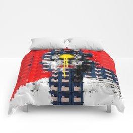 Disk Head 1 Comforters