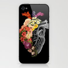 Flower Heart Spring iPhone & iPod Skin