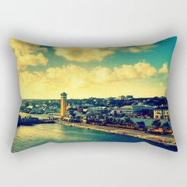 Nassau The Bahamas Rectangular Pillow