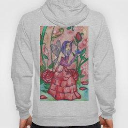 Fairy Of Roses Hoody