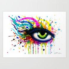 -Intensive- Art Print