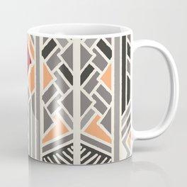 Tribal ethnic geometric pattern 034 Coffee Mug