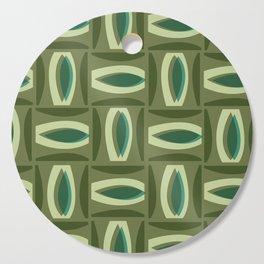Alcedo - Green Cutting Board