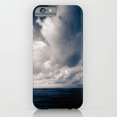 summer ver.navyblack iPhone 6s Slim Case